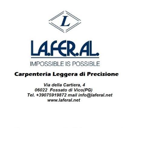 Nuovo logo Laferal